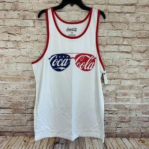 Coca cola Men's tank top